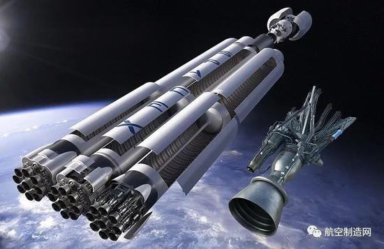 日本东丽将长期向美国SpaceX飞船供应碳纤维
