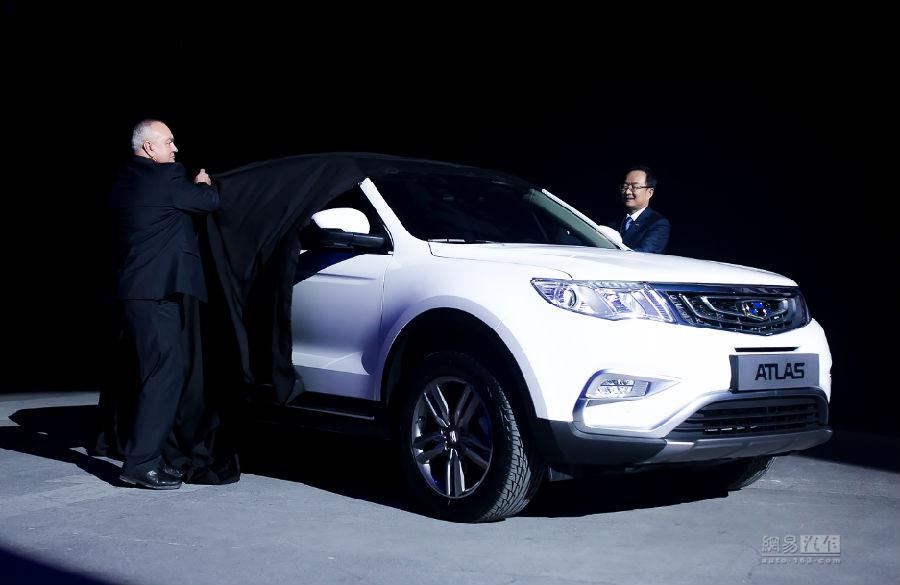 吉利汽车上半年累计销量766630辆 同比增长44%
