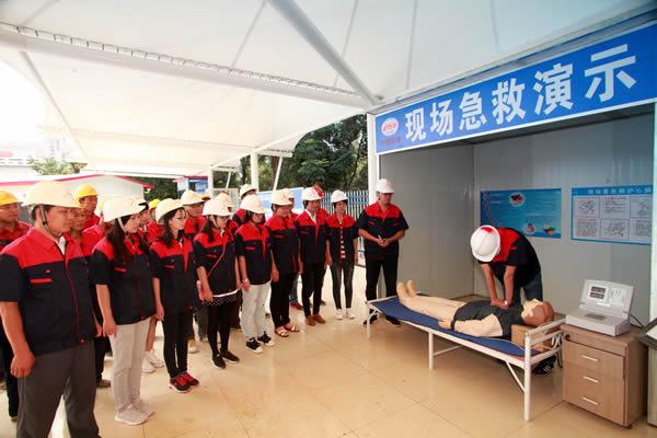 中铁十八局集团四公司精心打造昆明地铁6号线精品工程